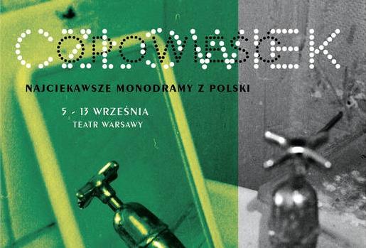 13 Ogólnopolski Przegląd Monodramu Współczesnegoa