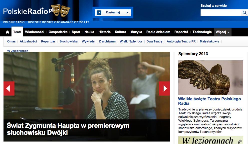 Polskie Radio Teatr