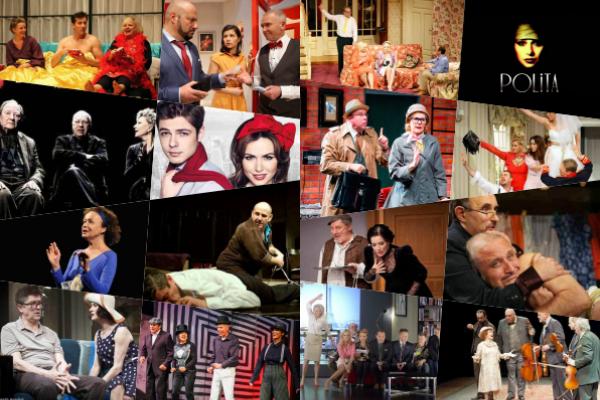 Najpopularniejsze recenzje spektakli 2016